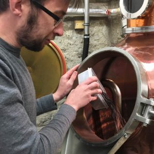 Budding Distillers
