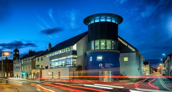 An Lanntair Theatre - Stornoway