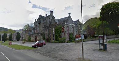 Atholl Arms Hotel - Blair Atholl