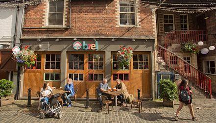 Brel Bar - Glasgow
