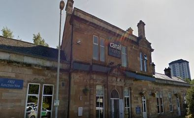 Canal Station - Paisley