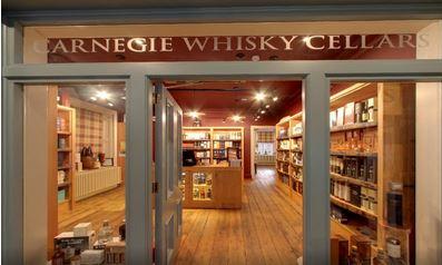Carnegie Whisky Cellars - Dornoch