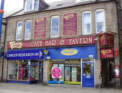 Cheers Cafe Bar & Tavern - Fraserburgh