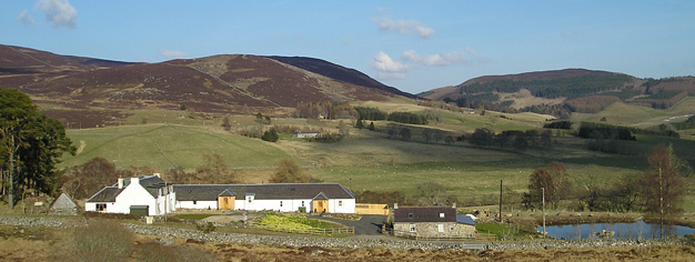 Dalnoid Holiday Cottages - Blairgowrie