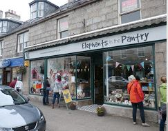 Elephants in the Pantry - Grantown-on-Spey