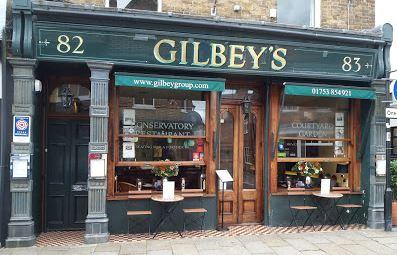 Gilbey's - Windsor