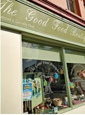 The Good Food Boutique - Stornoway