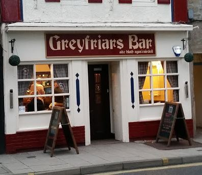 Greyfriars Bar - Perth