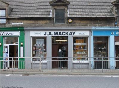J A MacKay - Thurso