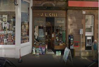 JL Gill Whisky Shop - Crieff