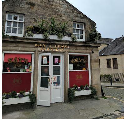 Kay's Bar - Edinburgh