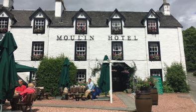 Moulin Hotel - Pitlochry