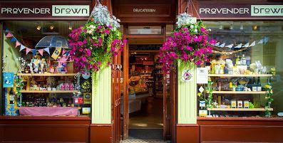 Provender Brown - Perth