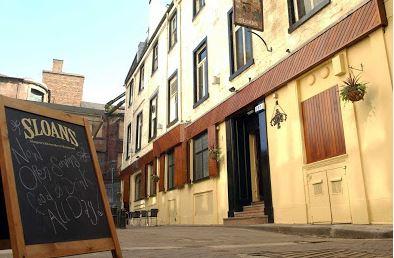 Sloans - Glasgow
