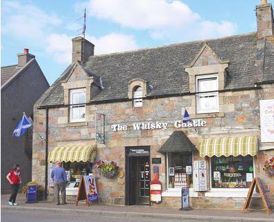 Whisky Castle - Moray