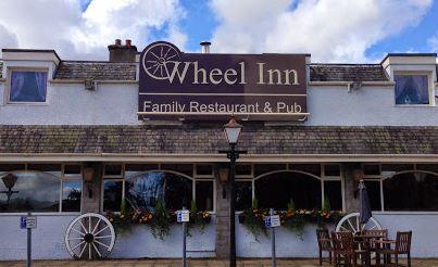 Wheel Inn - Scone