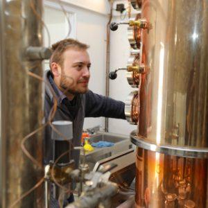 Budding Distillers