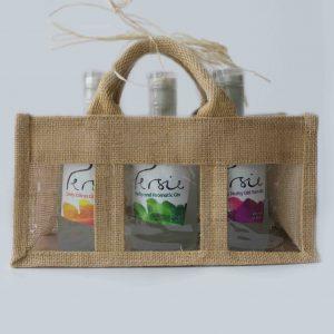 Three Cheers Gift Set: Distillery Original Gins