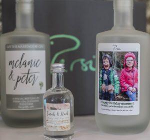 Personalised Persie Gin