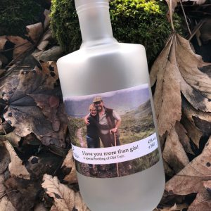 Personalised Persie Gin