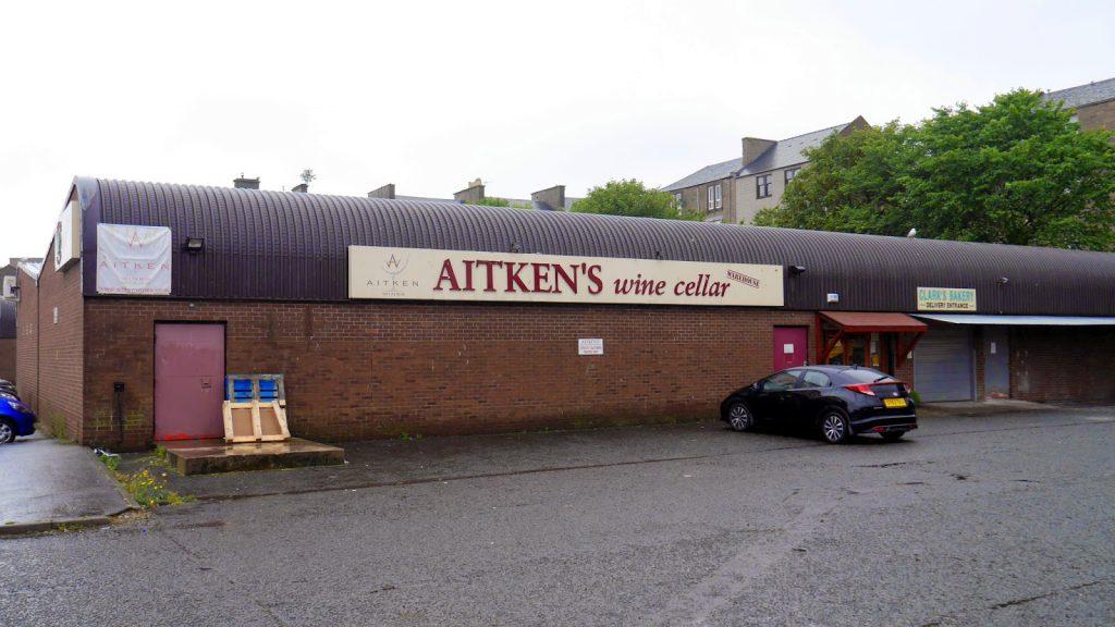Aitken Wines - Dundee