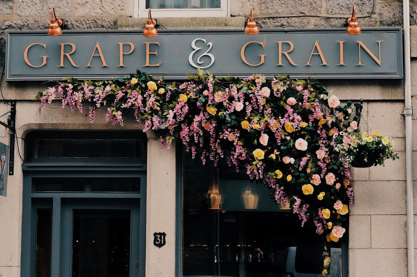 Grape & Grain - Aberdeen