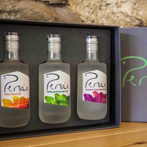 Persie Gift Box: Distillery Original Gins