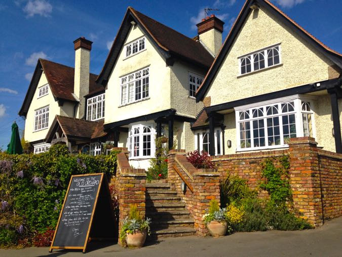 The Old Orchard - Harefield