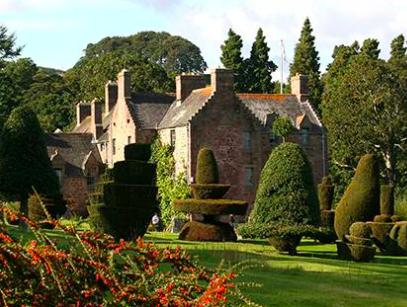 Fingask Castle