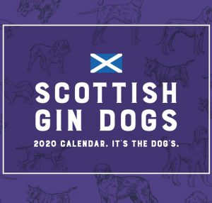 Scottish Gin Dogs Calendar 2020