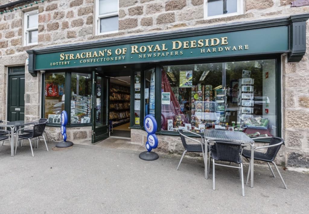 Strachan's of Royal Deeside - Aboyne