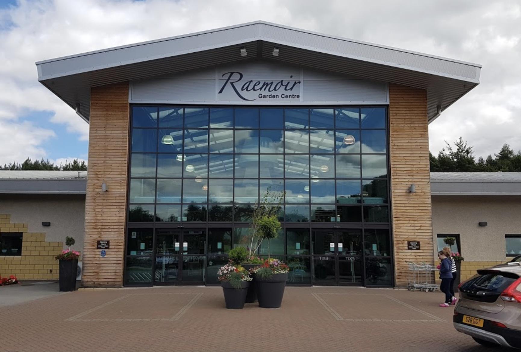 Raemoir Garden Centre